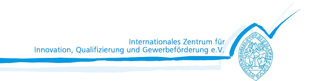 Internationales Zentrum für Innovation, Qualifizierung und Gewerbeförderung e.V.