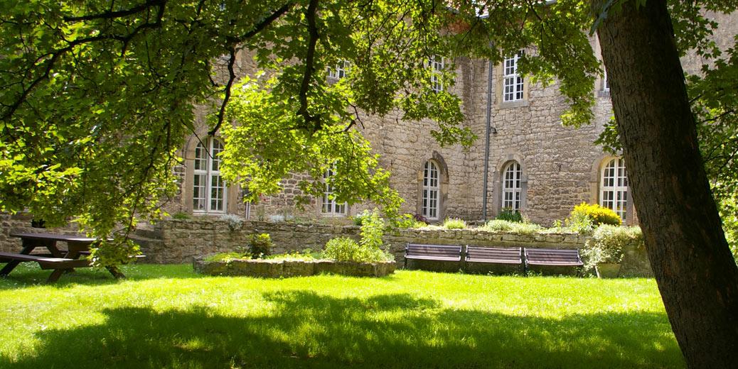 Das Kloster Hedersleben